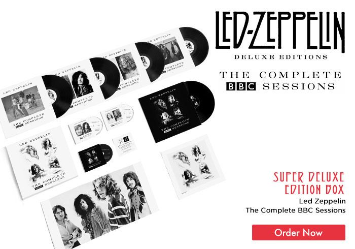 Led Zeppelin, II, III, IV, Houses of the Holy and Physical Graffiti | Led Zeppelin - Official Website