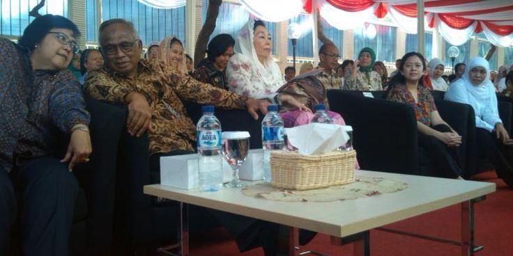 Berita cerita berbagi informasi Akun Instagram Murah Jual Jasa Tambah Beli Followers Instagram: Siti Nurbaya, Puan, Khofifah Hadiri Gerakan Peremp...