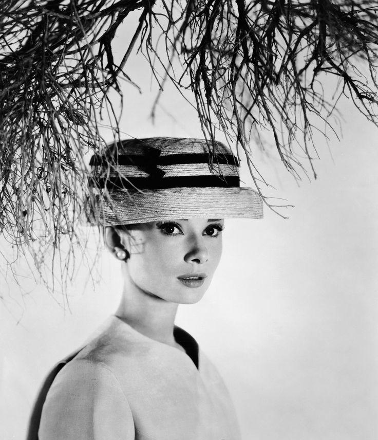 "Audrey Hepburn (1929–1993) as Jo Stockton in ""Funny Face"", 1957. age 28."