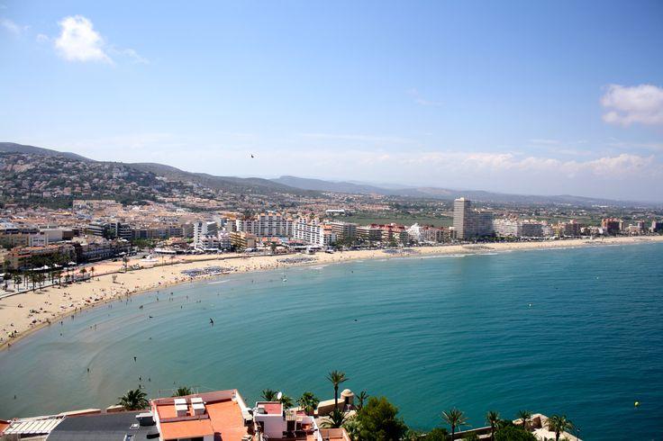 El Mar de Peñiscola, Spain