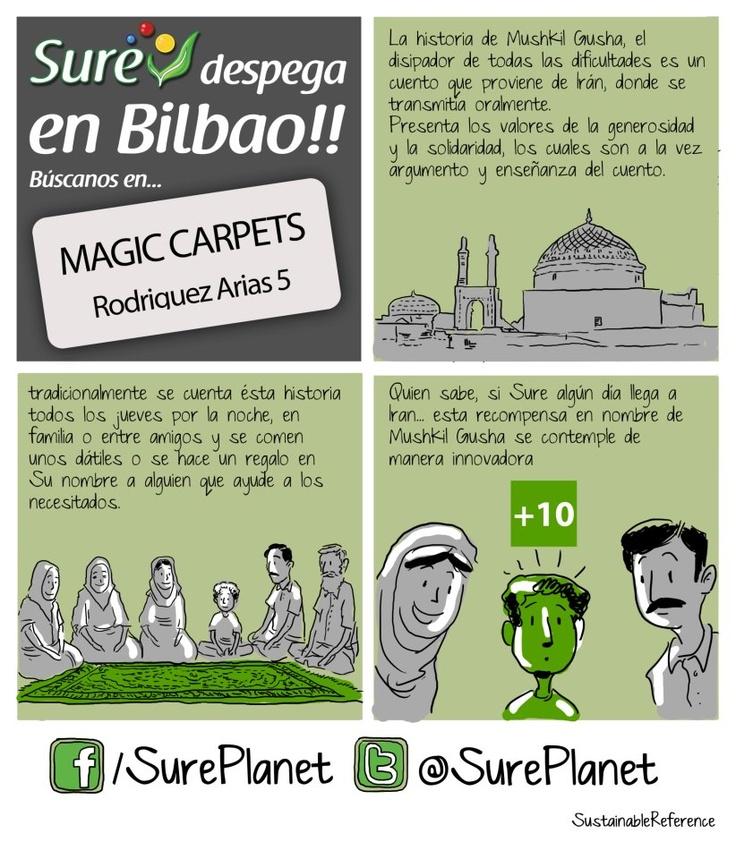 Magic Carpets Ya Es Sure Descubre El Mundo De Las