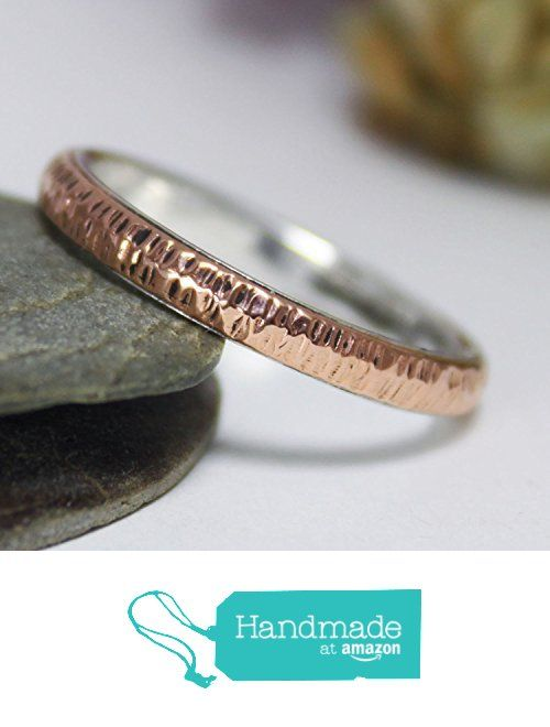 Hammered Copper Band Ring, Statement Ring, Minimalist Copper Ring, Unisex Silver Ring, Rustic Copper Ring, Hammered Ring, Copper Ring from rosajuri https://www.amazon.com/dp/B0716HSC21/ref=hnd_sw_r_pi_dp_LIzwzbA6ZDE5Q #handmadeatamazon