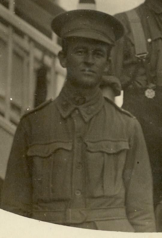 Stanley Joseph Graves (1894-1974) No 864, 7th Light Horse, Anzac, 1st AIF - is buried in an unmarked grave in the Maryborough Garden of Rest Cemetery, section IX grave 466.  Stanley was Goondiwindi's first WWI volunteer. He was farewelled & later welcomed home (wounded) by a full Council Celebration. (Shared by Felicity Graves)