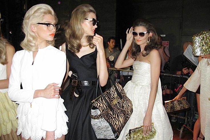 Sam McKnight's Milan Fashion Week Photo Diary (Vogue.com UK)