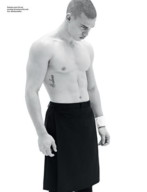 Men In Skirts (Givenchy)