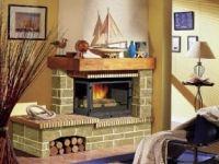 Seminee | Semineu rustic model Camara