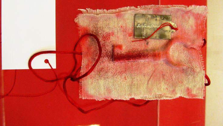 Muggia Museo U Carà - FiloRosso 2015-  Heidemarie Herb: