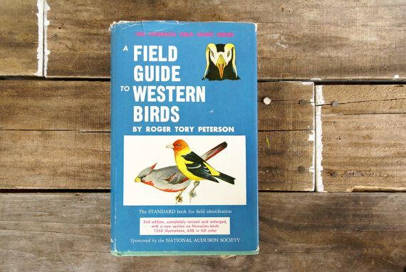 Field Guide To Western Birds // Nature by Larch Trading Company