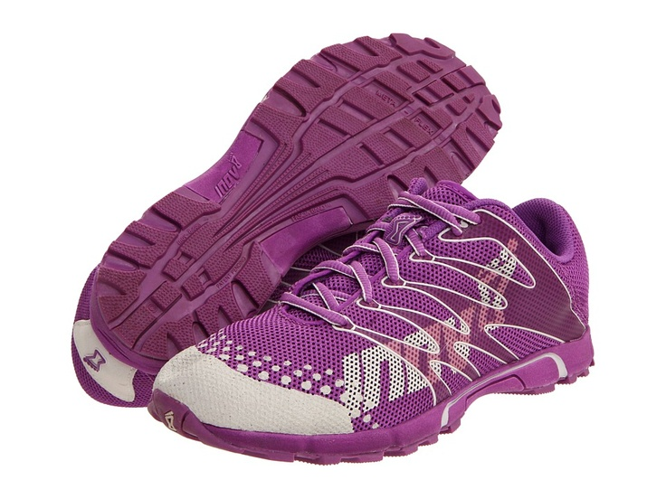 INOV-8 F-LITE 230 - I'm an active Hussy. I love yoga for the internal experience, but to find the Hunks I go to CrossFit and Run. INOZ-8's make some of the coolest shoes around for both.