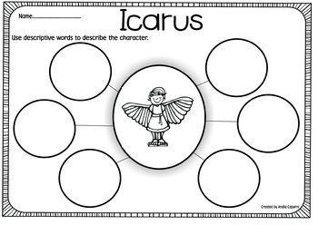 Icarus - Myths