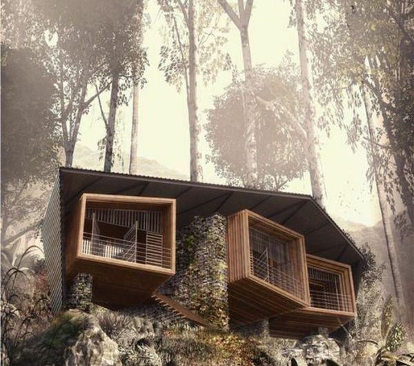 Les 25 meilleures id es de la cat gorie architecture for Architecture organique