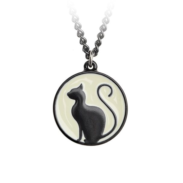 Alchemy Gothic Alternative Dark Wolf Pendant Necklace Unisex Howling Beast