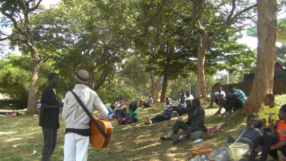 Maneno Matamu - poetry performances in African languages - Nairobi, Kenya