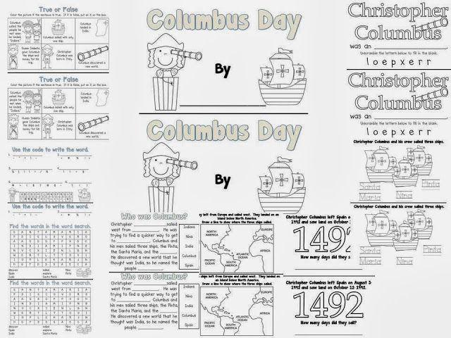 87 best Columbus Day images on Pinterest  Columbus day
