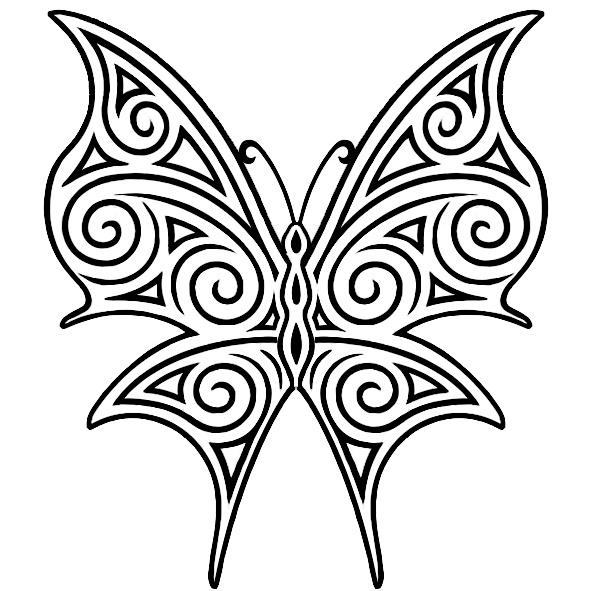 Butterfly Design Made Bij