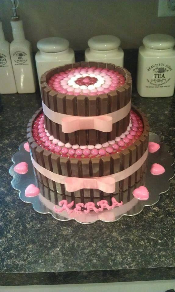 Anleitung+zur+KitKat-Torte