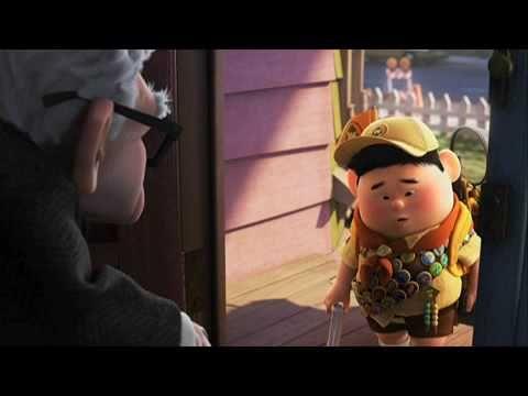 Up | Escena Up Russell y Carl se conocen