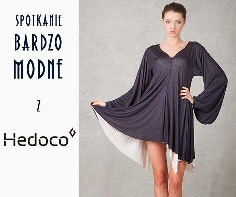 polish brand of fashion HEDOCO #clothing #woman #polish #fashion #designer #unique #spotkaniabardzomodne