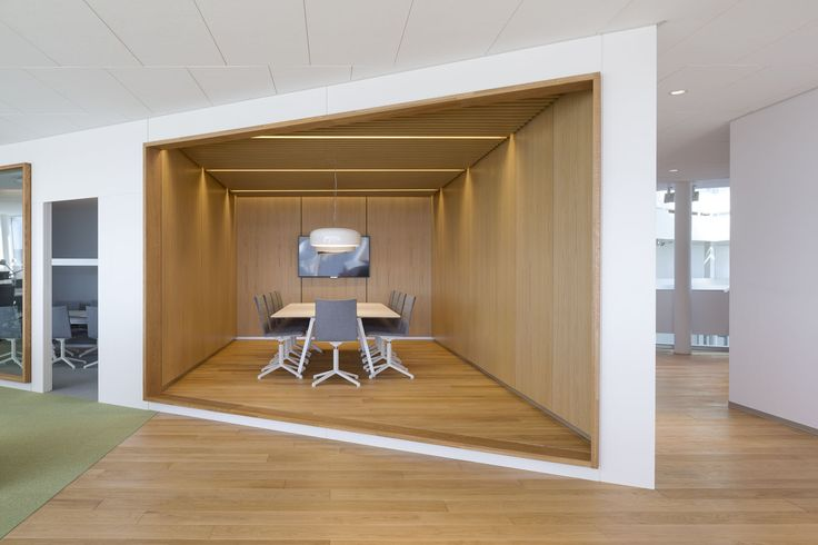 Be inspired: Swedbank's New Office Headquarters Interior #office #interior www.CUTESolutions.be