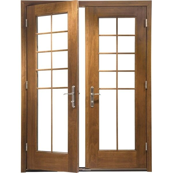 Right Hand Outswing Hinged Patio Door ...