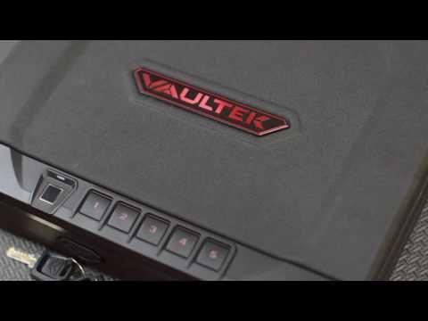 VAULTEK VT20i quick unboxing review - YouTube