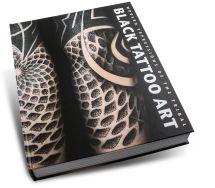 5 Joyas de libros sobre tatuajes: El Arte del Tatuaje Negro: Expresiones modernas del tribal - Edición Reuss