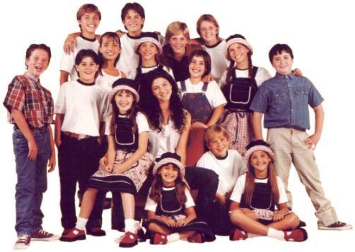 Chiquititas 2000 cast