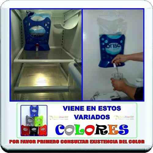 DISPENSADOR PARA BOLSA DE AGUA 6 LITROS $ 44.990 -Envio GRATIS a TODA COLOMBIA • ADQUIERALO EN MERCADOLIBRE. LINK: http://goo.gl/pQckA8 Sirve agua de las bolsas de 5 y 6 litros fácilmente. • Evita la contaminación del agua al no permitir el paso de burbujas de aire dentro de la bolsa • Vacía la totalidad del agua contenida en la bolsa. • Tiene excelente presentación, que puede fácilmente colgar en la pared de su cocina, oficina o donde lo prefiera. • Se acomoda de manera sencilla en su…