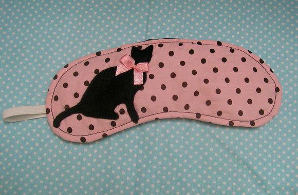 Máscara para Dormir Cat