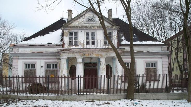 Dwór w Chodakowie pow.Sochaczew