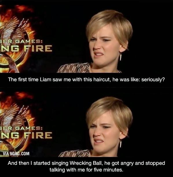 jennifer lawrence funny moments - Google Search