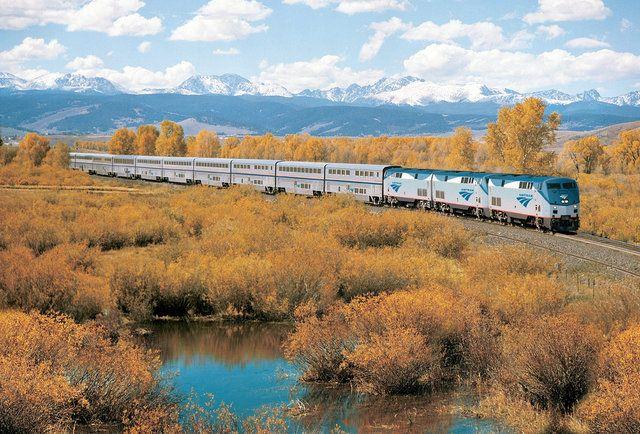 The Five Best Train Journeys in the U.S.