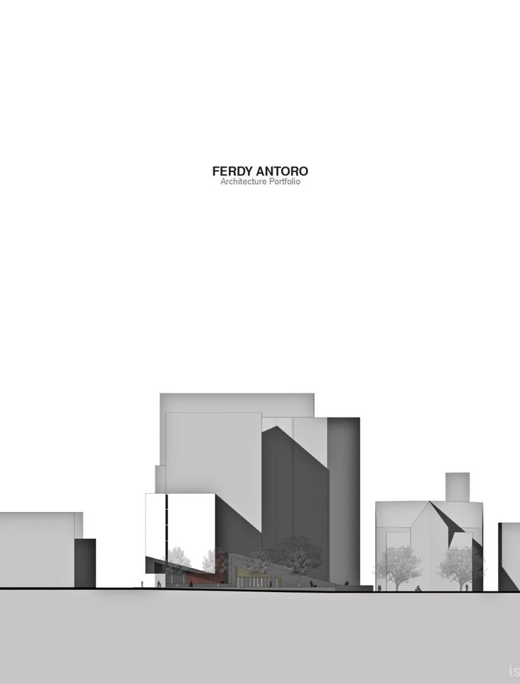 Ferdy Antoro | Architecture portfolio