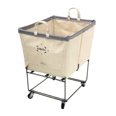 Found it at Wayfair - Elevated Utility Cart