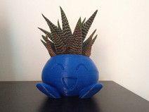 3D Print Oddish Plant Pokemon
