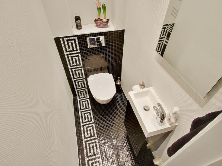 Small guest toilet remodelling ideas pinterest for Small loo ideas