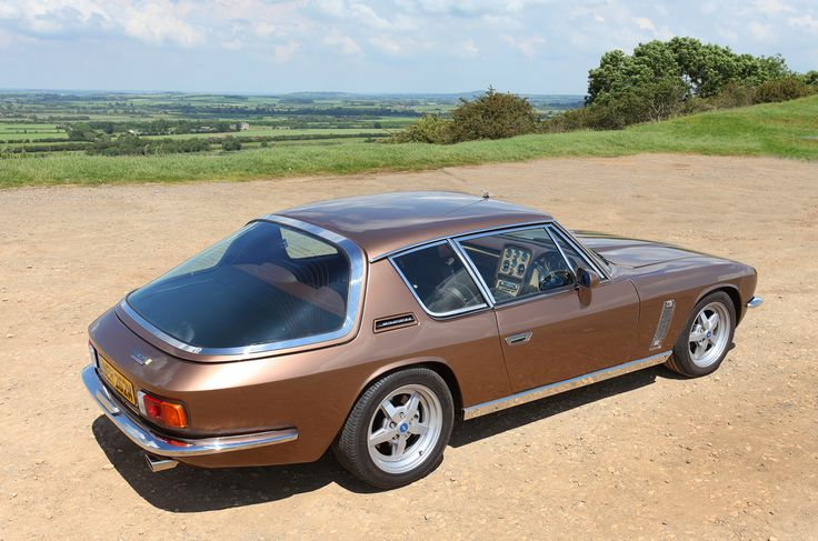 Jensen Interceptor R Supercharged. Currently available through Jensen International Automotive