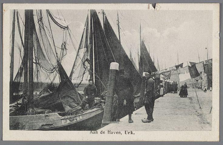 Aan de Haven, Urk