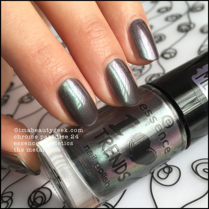 17 Best Images About Essence Nail Polish Swatches On