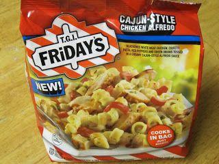 TGI Friday's Restaurant Copycat Recipes: Cajun Chicken Pasta