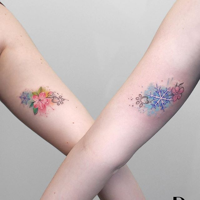 Deborah Genchi Tattoo Artist Debrartist Instagram Photos
