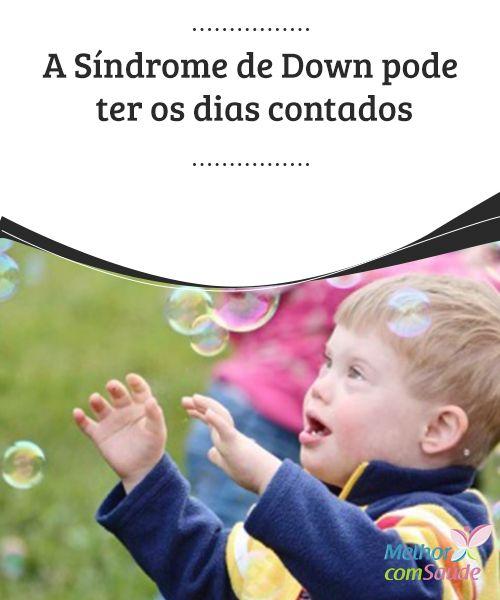 A Síndrome de #Down pode ter os dias contados  A #Síndrome de Down pode ter os dias contados..A partir de estudos #conduzidos, poderiam ser desenvolvidos #tratamentos para desacelerar o avanço de sintomas #degenerativos