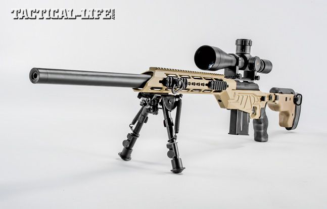 Accurate-Mag AM40A6 7.62mm Bolt-Action Rifle   Gun Review