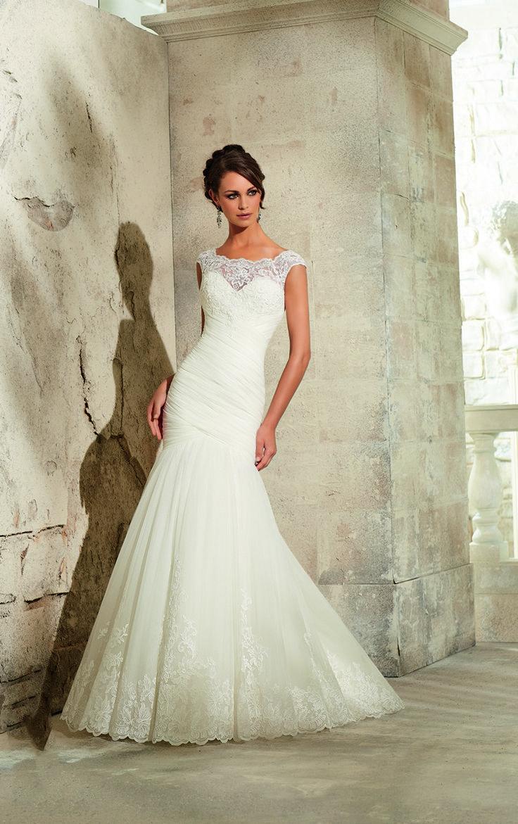 62 besten Mori Lee Blu Wedding Dresses Bilder auf Pinterest ...