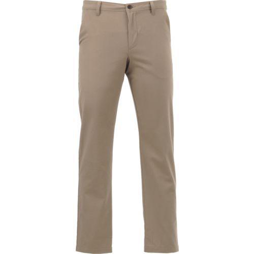 Magellan Outdoors Men's True Heritage Flat Front Flex Pant (Beige Medium, Size 32) - Men's Outdoor Apparel, Men's Outdoor Pants at Academy Sports