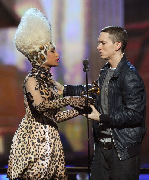 Eminem Photo - The 53rd Annual GRAMMY Awards - Show