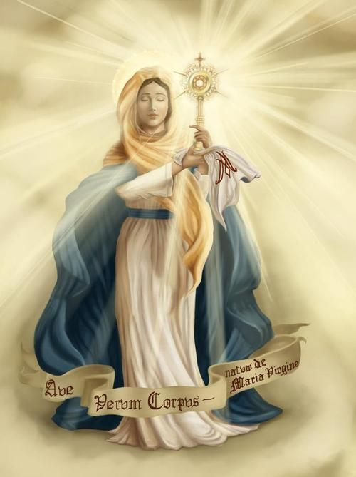 Our Lady of the Most Blessed Sacrament
