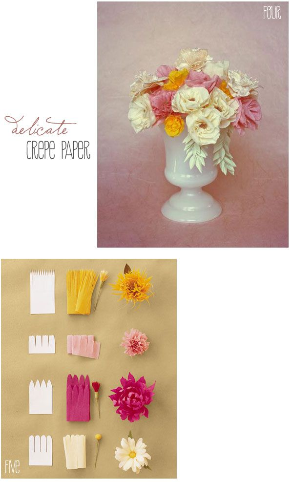 crepe-paper-flowers-DIY this is going to happen at my wedding