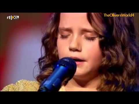Talented Little Girl Left the Judges Speechless and Gets a Standing Ovation Music Video - YouTube