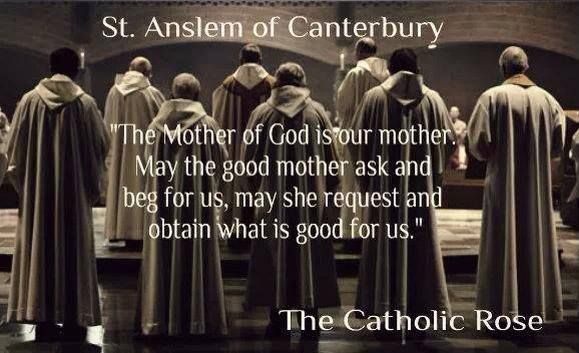 Anselm of Canterbury Quotes   Quotes by Anselm Of Canterbury @ Like Success